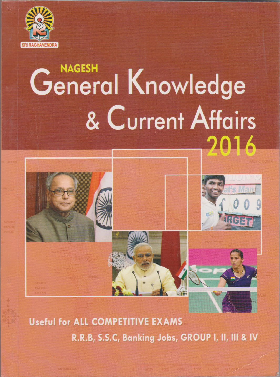 General Knowledge & Current Affairs 2016 by Nagesh