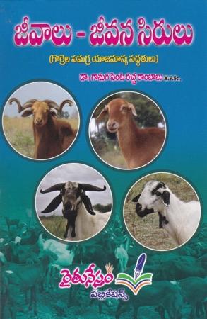 jeevalu-jeevana-sirulu-telugu-book-by-ganuna-penta-raccha-rambabu-gorrela-samagra-yajamanyan-paddhatulu