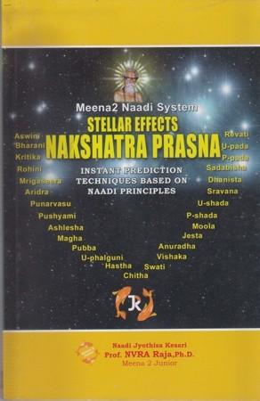 meena-2-naadi-system-stellar-effects-nakshatra-prasna-english-book-by-prof-nvra-raja